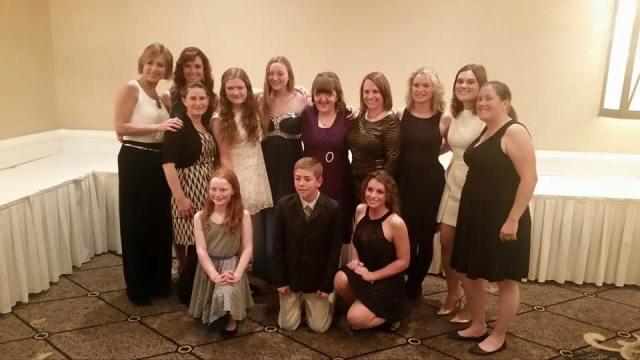 2015 banquet NIHJA